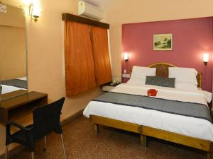OYO 807 near Miramar Beach Panaji, Hotel  Old Goa - big - 2