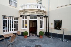 The Wyndham Arms in Bridgend, Bridgend, Wales