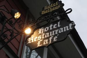 Hotel Rathaus Wildemann - Pensionhotel - Hotely