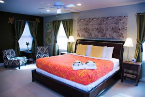 King Room #1 with Private Bathroom