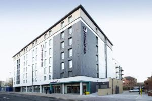 Premier Inn Derby City Centre in Derby, Derbyshire, England