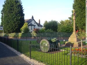 The Cottage Bed & Breakfast in Hale, Wrexham, Wales
