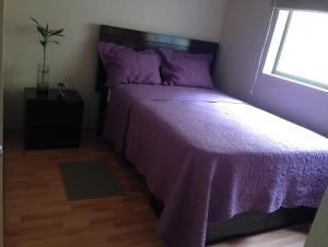 Female Double Room with Private Bathroom