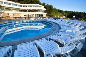 Adriatiq Resort Fontana: hotels Jelsa - Pensionhotel - Hotels