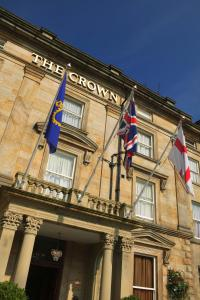 The Crown Hotel in Harrogate, North Yorkshire, England