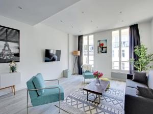 Charming apartments in the heart of Paris