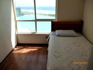 Three-Bedroom Apartment with Sea View 10th floor