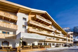 Family and Wellness Residence Ciasa Antersies: hotels San Cassiano - Pensionhotel - Hotels