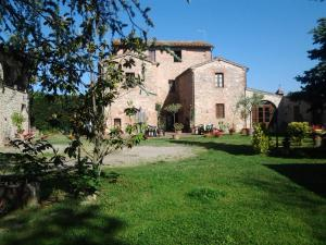Casale Il Colombaio Di Toiano, Country houses  Sovicille - big - 62