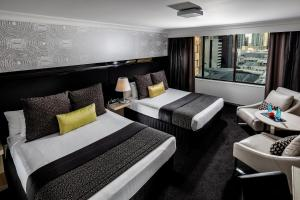 Executive Twin Room with Executive Lounge Access