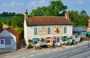 The Old Red Lion in Thame, Oxfordshire, England