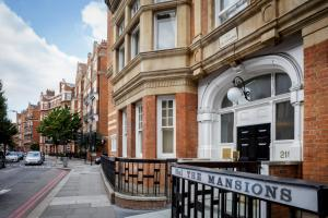 No1 The Mansions By Mansley Serviced Apartments in London, Greater London, England