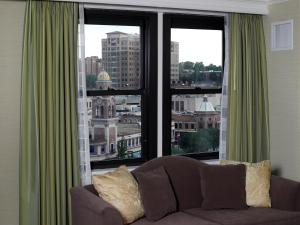 King Room with Plaza View