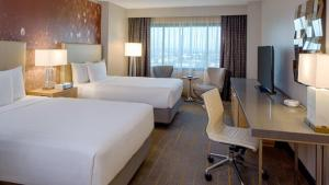 Double Room with Two Double Beds - Regency Club