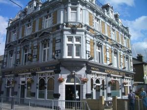 The Angerstein Hotel in London, Greater London, England