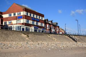 Park Hotel in Redcar, Cleveland, England