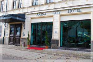 Photo of Hotel Arena City Leipzig Mitte