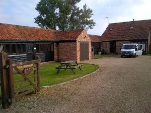 St. Peters Farm Barn B&B in Wiggenhall Saint Peter, Norfolk, England