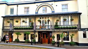 The Foley Arms Hotel in Great Malvern, Worcestershire, England