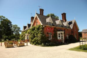 The Red Lion in Revesby, Lincolnshire, England