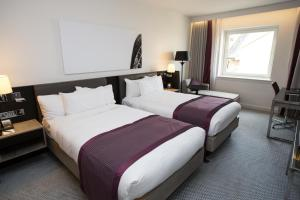 Quarto Twin Superior Hilton