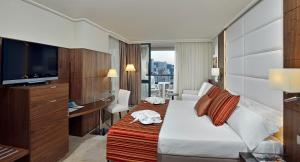 Grand Premium Doppelzimmer The Level mit Zugang zur Executive Lounge