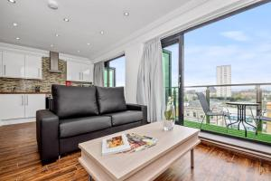 City Duplex Apartments in London, Greater London, England