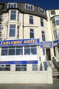 Earlsway Hotel in Blackpool, Lancashire, England