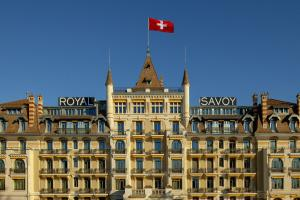 Hôtel Royal Savoy Lausanne - 38 of 40