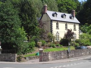 Inglewood House in Monmouth, Monmouthshire, Wales