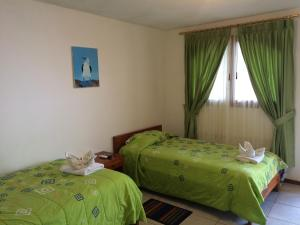 Double Room (3 single beds)