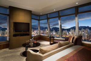 Quarto Grand Victoria Harbour com Cama King-size