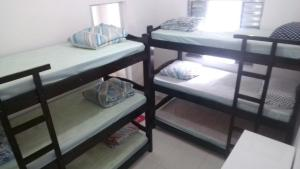 Bed in 6-Bed Mixed Dormitory Room