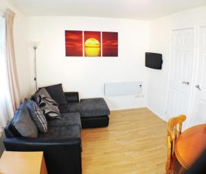 Hill View Apartment in Brean, Somerset, England