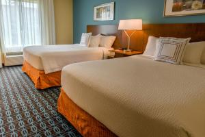 Fairfield Inn Fort Leonard Wood St. Robert, Hotely  Saint Robert - big - 19