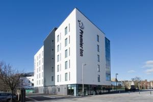 Premier Inn Blackburn Town Centre in Blackburn, Lancashire, England