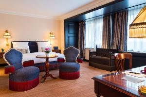 Juniorsuite med 1 kingsize-seng