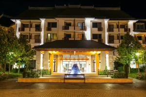 Greenfield Hotel Golf & Spa All Inclusive Bük - Pensionhotel - Hotely