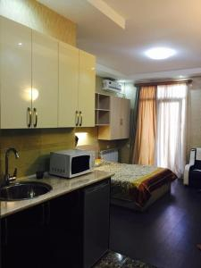 Studio Apartment Pekini 20, Apartmány  Tbilisi City - big - 10
