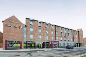 Premier Inn Beverley Town Centre in Beverley, East Riding of Yorkshire, England