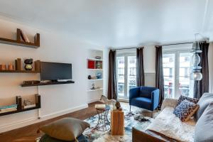 Sweet Inn Apartments-Etienne Marcel, Parigi