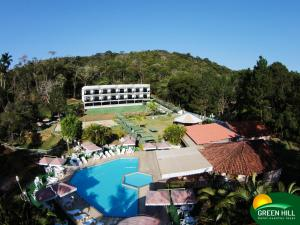 Hotel Green Hill, Hotely  Juiz de Fora - big - 45