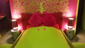 B&B Dochavert, Bed & Breakfast  Carcassonne - big - 23