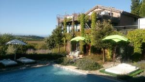 B&B Dochavert, Bed & Breakfast  Carcassonne - big - 55