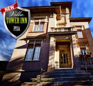 Bed and Breakfast Residenza d'Epoca Villa Tower Inn, Pisa