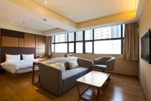 JI Hotel Nanjing Hongqiao Zhongshan North Road, Hotely  Nanjing - big - 26