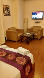 Airport Hotel Lohmod, Hotels  New Delhi - big - 6