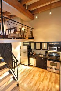 Two-Bedroom Apartment - Mezzanine