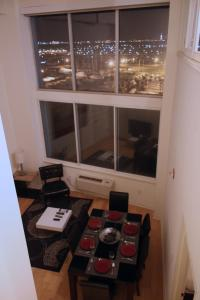Two-Bedroom Loft - City View
