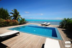 Photo of Villa №10 By Enjoy Villas Moorea
